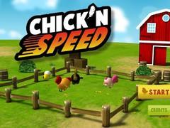 Chick'n Speed 2.4 Screenshot