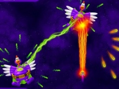 Chicken Invaders 4 Linux 4.11 Screenshot