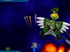 Chicken Invaders 5 HD (Tablet) 1.13g Screenshot