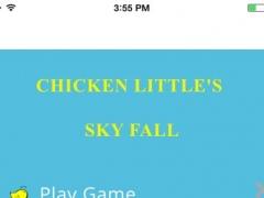 Chicken Little's Sky Fall 1.1 Screenshot
