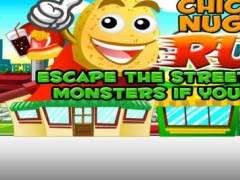 Chicken Nugget Run Escape the Streetfood Monsters if You Can 2.4 Screenshot
