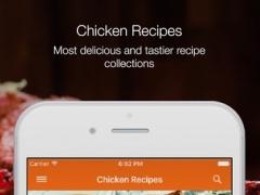 Chicken Recipes - Free 1.0 Screenshot