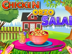 Chicken salad cooking 8.6.7 Screenshot