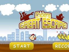 Chickens Great Escape 1.10 Screenshot