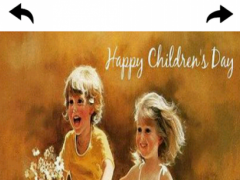 Children Day Greeting Cards 5.0.0 Screenshot