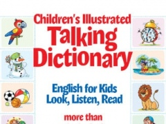 Children's Illustrated Talking Dictionary - English for Kids 1.0 Screenshot