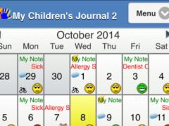 Children's Journal 2 1.6.3 Screenshot