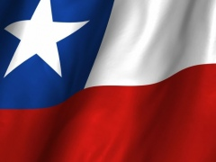 Chile Flag Wallpapers 1.0 Screenshot