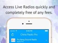 China Radio Live Pro 1.0.2 Screenshot