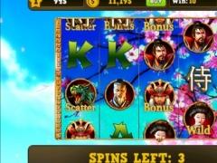 China Warriors Jackpot Machine 1.0 Screenshot