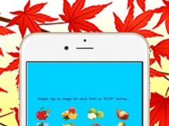 Chinese Language Learning App for Kids - Fruit vocabulary with Pinyin 1.0 Screenshot