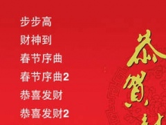Chinese New Year Ringtones and SMS 1.2 Screenshot