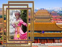 Chinese Photo Frames 1.2 Screenshot