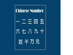 Chinese Writing - Dr Number 1.0 Screenshot