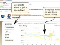 Chintzee Amazon Price Watch for Firefox 1.01 Screenshot