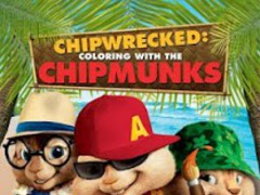 Chipwrecked: Chipmunk Coloring  Screenshot