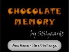 Chocolate Memory Demo 1.0 Screenshot