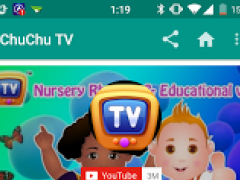 ChooChoo TV Videos 1.2 Screenshot