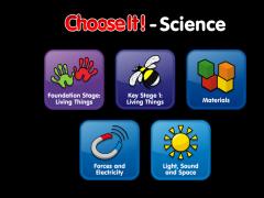 ChooseIt! Science 1.1.0 Screenshot