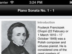 Chopin Piano Sonata 1.23 Screenshot