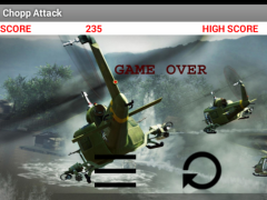 Choppa Attack 1.0 Screenshot