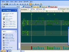 ChordComposer 7.2.0.1 Screenshot