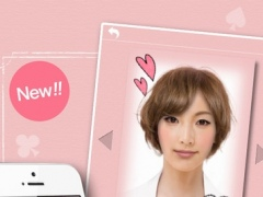 ChouChou: Virtual Hair Makeover 1.9 Screenshot