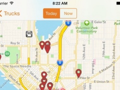 ChowScout - Food Trucks, Festivals and Farmers Markets in Seattle 1.1 Screenshot