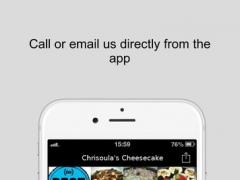 Chrisoula's Cheesecake 1.0 Screenshot