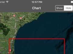 Christchurch - Banks Peninsula (New Zealand) – Raster Nautical Charts 1.0 Screenshot