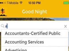 Christian Business Phone Book 1.0.6 Screenshot
