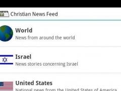 Christian News Feed 1.8.9 Screenshot