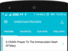 Christian Prayers Free 1.4.7 Screenshot