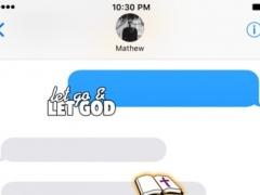 Christian Symbols Stickers 1.01 Screenshot