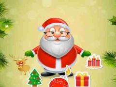 Christmas 2016 Stickers 1.0 Screenshot