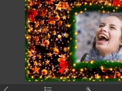 Christmas 2017 Picture Frame - Framatic 1.0 Screenshot