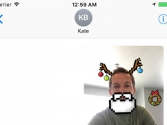 Christmas - 8Bitsticker Pack 1.0 Screenshot