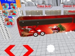 Christmas Bus Simulator 2017 Pro 1.0 Screenshot