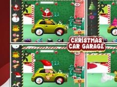 Christmas Car Garage Fun 1.0 Screenshot