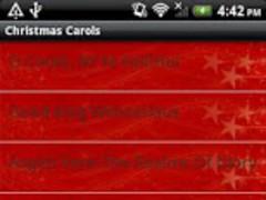 Christmas Carol Songs 3.0 Screenshot