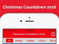 Christmas Countdown 2016 - Santa Claus Tracker 1.0 Screenshot