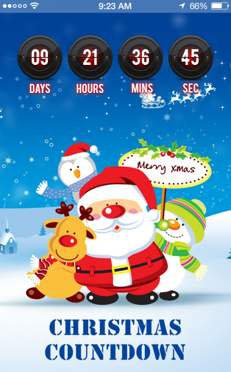 christmas countdown 2017 12 free download