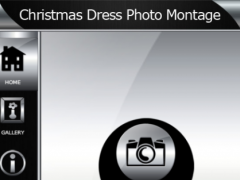 Christmas Dress Photo Montage 1.6 Screenshot