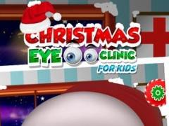 Christmas Eye Clinic Fun 1.0 Screenshot
