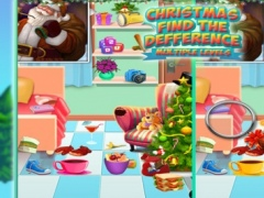 Christmas Find The Difference Multiple Levels 1.0 Screenshot