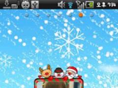 Christmas Frame Widget Ninth 1.6 Screenshot