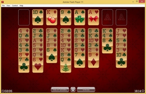 Christmas Solitaire Freecell.Christmas Freecell Solitaire 1 0 Free Download