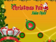 Christmas Fun Hidden Objects 1.0 Screenshot