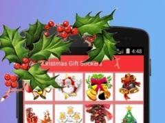 Christmas Gift Stickers 1.04 Screenshot