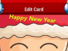 Christmas Greetings - Make A Christmas Cards 1.0 Screenshot